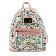 Loungefly Hello Kitty Friends Mini Backpack