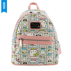 Loungefly Hello Kitty Friends Mini Backpack