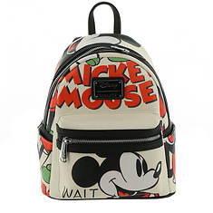 680de8c6710 Loungefly Disney Mickey Classic Mini Backpack