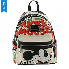 Loungefly Disney Mickey Classic Mini Backpack