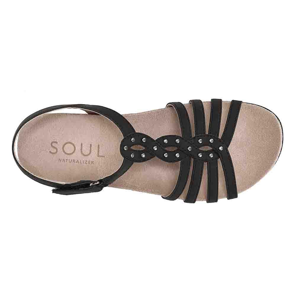 2da00083e41e Natural-Soul-Acadia-Women-039-s-Sandal thumbnail 8