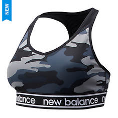 New Balance Women's NB Pace Bra Printed 2.0