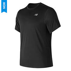 New Balance Men's Accelerate Short Sleeve