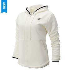 New Balance Women's Relentless Fleece Full Zip