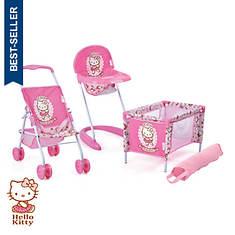 Hello Kitty 3-Piece Playset