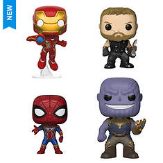 Funko POP! Avengers Infinity War Set 1