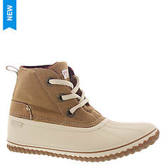 Sperry Top-Sider Schooner 3-Eye Lace Up Canvas (Women's)