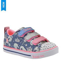 Skechers Sparkle Lite Sparkleland (Girls' Toddler-Youth)