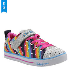 Skechers TT Sparkle Lite-Magical Rainbows (Girls' Toddler-Youth)