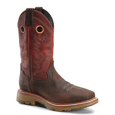 Double H Austin Square Toe Work Western 12