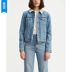 Levi's Women's Original Sherpa Trucker Jacket