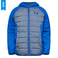 Under Armour Boys' Tuckerman Puffer Jacket