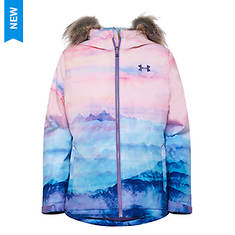 Under Armour Girls' Print Laila Jacket
