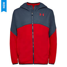 Under Armour Boys' North Rim Microfleece Jacket