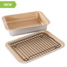 Nordic Ware 3-Piece Grilling & Baking Set