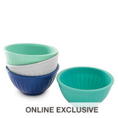 Nordic Ware 4-Piece Prep & Serve Mini Bowl Set