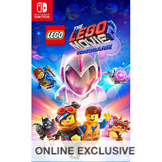 Nintendo SWITCH The LEGO Movie 2