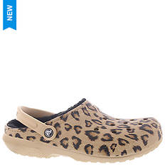 Crocs™ Classic Printed Lined Clog (Women's)