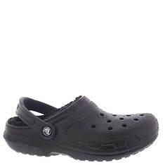 Crocs™ Classic Glitter Lined Clog (Women's)