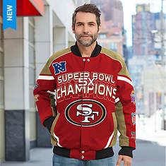 Men's NFL Stiff-Arm Jacket
