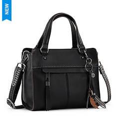 The Sak Alameda Satchel Crossbody Bag