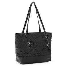 Sakroots Arcadia Brynn Medium Satchel
