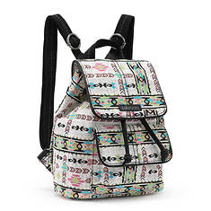 Sakroots Metro Mini Flap Backpack