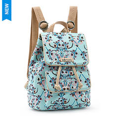 Sakroots Metro Mini Flap Backpack