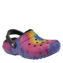 Crocs™ Classic Lined Tie Dye Clog (Unisex)