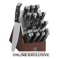 20-Piece Knife Set with Self-Sharpening Block