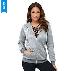 Basic Zip-Up Hoodie
