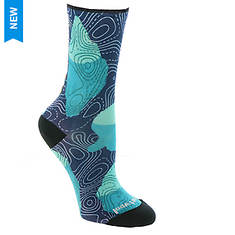 Smartwool Women's Curated Polar Basin Crew Socks