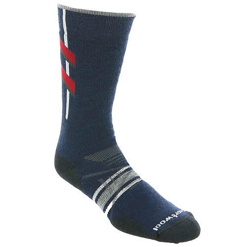 Smartwool PhD Nordic Medium Pattern Crew Socks