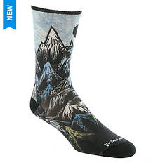 Smartwool Men's Curated Mountain Ventures Crew Socks