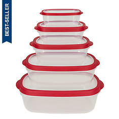 5-Piece Food Storage Containers