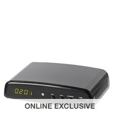 QFX Digital TV Converter Box