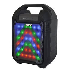 QFX 4'' Portable Bluetooth Speaker