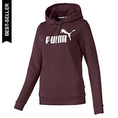 PUMA Women's Essential Fleece Hoody