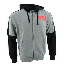 PUMA Men's Rebel Block Full-Zip Hoodie TR