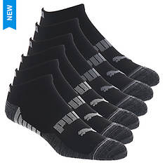 PUMA Men's P113221 Low Cut 6 Pack Socks