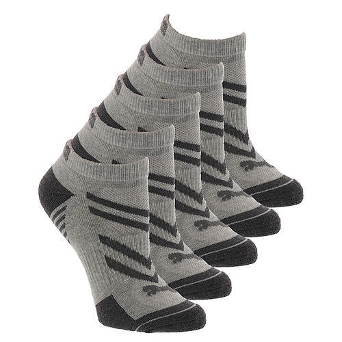 PUMA Women's P113577 Low Cut 6 Pack Socks