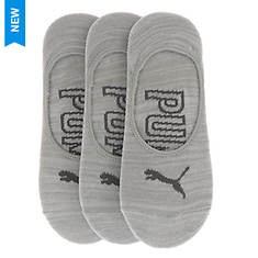 PUMA Women's P113568 Liner 3-Pack Socks