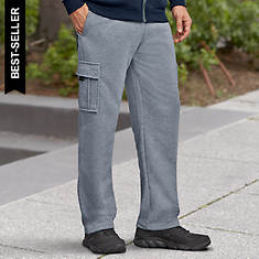 Fleece Cargo Pant