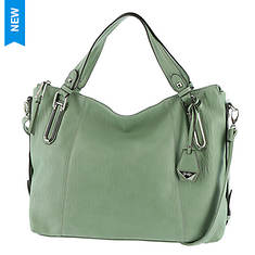 Jessica Simpson Devon Top Zip Tote Bag