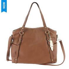 Jessica Simpson Misha EW Crossbody Tote Bag