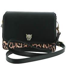 Jessica Simpson Fia Jaguar Flap Crossbody Bag