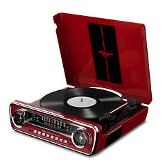 ION Audio Mustang LP 4-in-1 Turntable