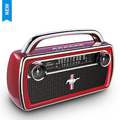 ION Audio Mustang Portable Boombox