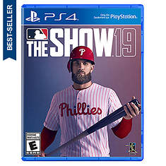 PS4 MLB The Show 19 MVP