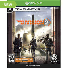 Xbox One Tom Clancy's The Division 2